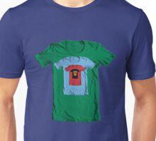 Shirtception - a shirt within a shirt... within a shirt... Unisex T-Shirt