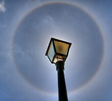 solar halo  by jonshock
