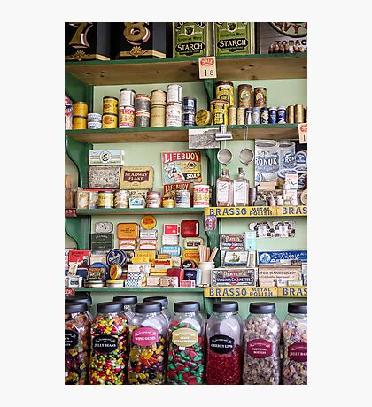 sweet shop Photographic Print