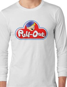 Pull-Out Long Sleeve T-Shirt
