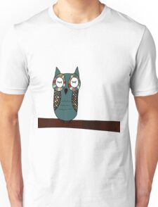 Owl Be Seeing You Unisex T-Shirt
