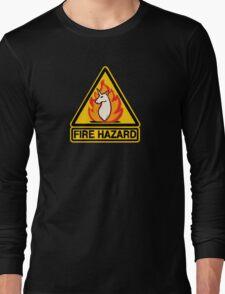 Fire Hazard  Long Sleeve T-Shirt