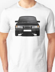 SAAB 900 Turbo black Unisex T-Shirt