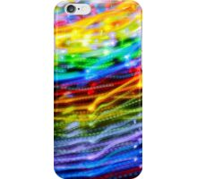 Abstract Motion Blur Carnival Ride iPhone Case/Skin