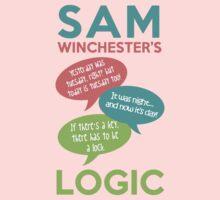 SAM WINCHESTER'S LOGIC One Piece - Long Sleeve
