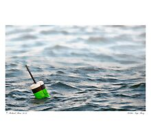 Lobster Trap Buoy Photographic Print