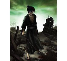 Yato, God Of Calamity Photographic Print