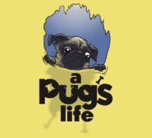 a Pug's life ...  Kids Clothes