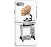 I'm singer and I know it iPhone Case/Skin