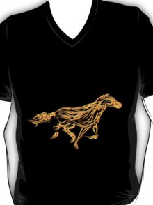 Fiery stallion T-Shirt