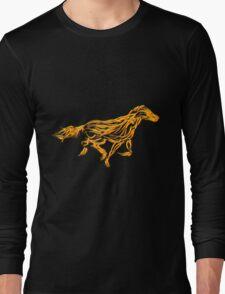 Fiery stallion Long Sleeve T-Shirt