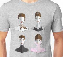 Audrey Style Unisex T-Shirt