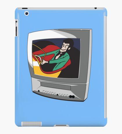 TV - Lupin III iPad Case/Skin
