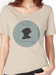 Violet Crawley Women's Relaxed Fit T-Shirt