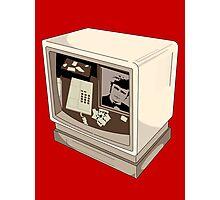 TV - PT Photographic Print
