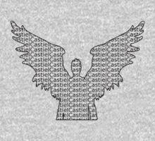 Castiel outline by Unicorn-Seller