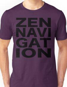 Zen Navigation Unisex T-Shirt