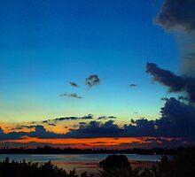 Exotic hometown sky by ♥⊱ B. Randi Bailey