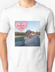 Ethan Dolan you make me so happy T-Shirt
