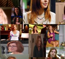 Alyson Hannigan Sticker