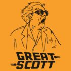 Great Scott by BadReplicant