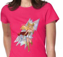She-Ra Smoosh Womens Fitted T-Shirt