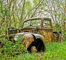 Forgotten Forties Ford by Warren May