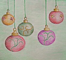 Jingle bells  by thuraya arts