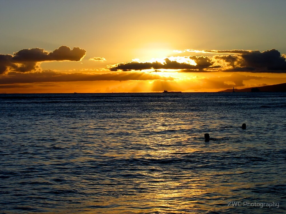 … at day's end, we swim by ZWC Photography
