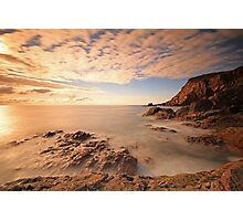 North West Sutherland Seascape. Photographic Print