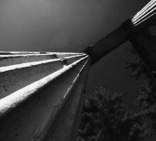 Alabaster Columns by Kelly Chiara