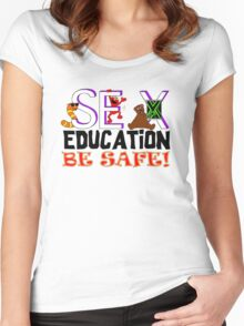 FOR SNUFFY Women's Fitted Scoop T-Shirt