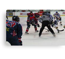Jolly Hockey Sticks Canvas Print