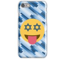 hanukkah chanukkah emoji iPhone Case/Skin