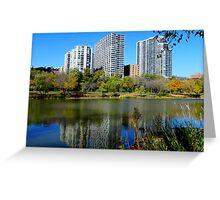 Lagoon View  © Greeting Card