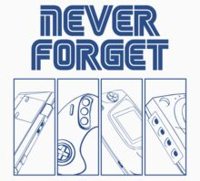 Never Forget by Jacob Porter