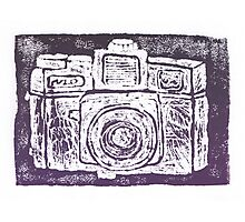 Holga Photographic Print