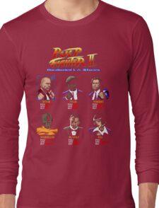 Pulp Fighter II Long Sleeve T-Shirt