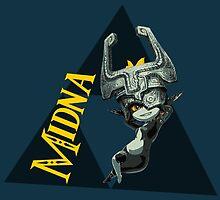 Minimalist Midna 2 by 4xUlt
