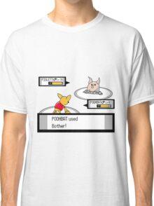 Poohkémon Classic T-Shirt