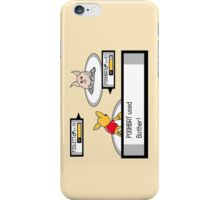 Poohkémon iPhone Case/Skin