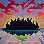 Totem Island by Morgan Ralston