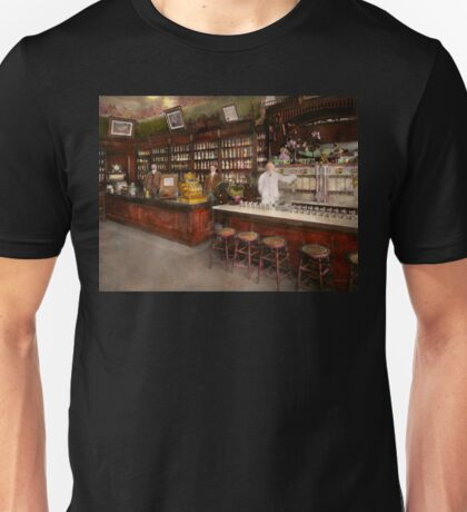 Apothecary - Cocke drugs apothecary 1895 Unisex T-Shirt