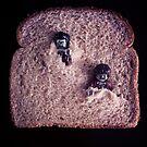 The Walking Bread by artiemelo