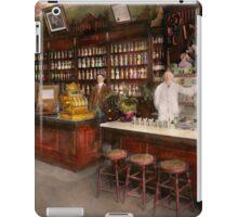 Apothecary - Cocke drugs apothecary 1895 iPad Case/Skin