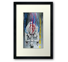 Slipstream Framed Print