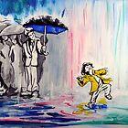 rain dance by pugfish