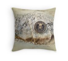 Honoring the US Military Services - Air Force Throw Pillow