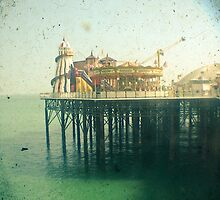 The Pier by Cassia Beck