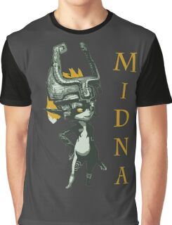 Minimalist Midna Graphic T-Shirt